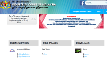 Industrial Court of Malaysia